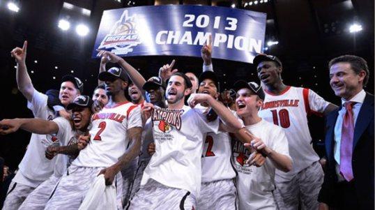 2013 Big East Champions(Credits: www.bigeast.org)