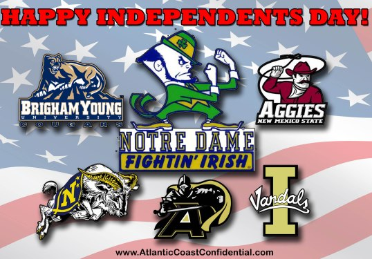 2013 FBS Independents
