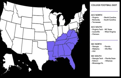 NCAA Division IV Football- CFE