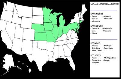 NCAA Division IV Football- CFN